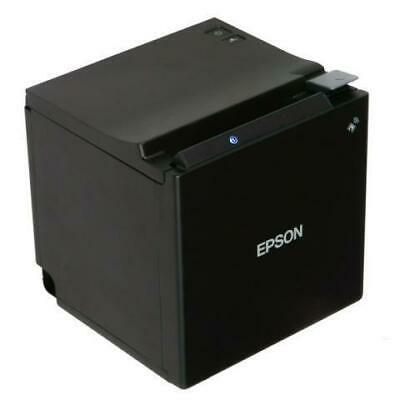 EPSON TM-M30 Bluetooth Receipt Printer Black + USB Charging