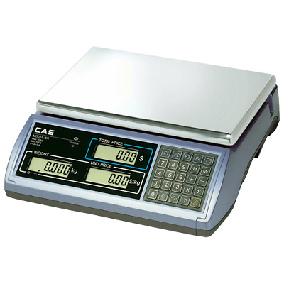 CAS ER30 Scale /w Backlit LCD
