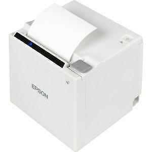 Epson TM-M30 Ethernet Receipt Printer White