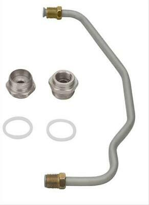 """FACTORY FORD Holley Carburetor Fuel Line 8 21//32/"""" SHORT SINGLE FEED QFT 34-165"""