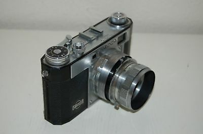 Neoca-2s Vintage Japanese Rangefinder Camera & Lens. Serviced. 74508. UK Sale