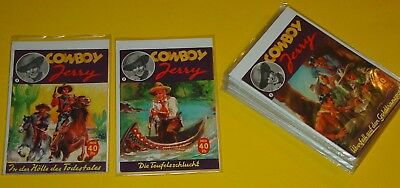 Cowboy Jerry / Jerry Gray  - Band 1 - 20 / Komplette Reihe / Top Zustand