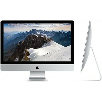 "Apple IMAC 21.5"" 2013 Slim Desktop AIO PC A1418 COre i5 2.7GHZ 8GB 1TB Cracked"