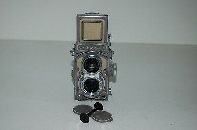 Yashica 44 Vintage 1950's TLR Medium Format 127 Film Camera. 3911252. UK Sale.