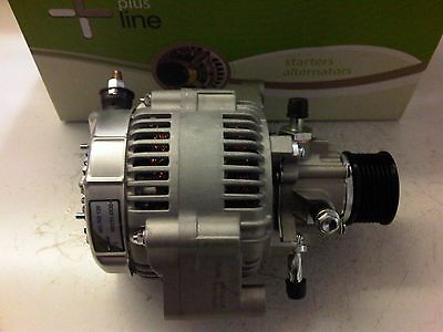 LAND ROVER DISCOVERY 2.5 TD5 DIESEL NUOVISSIMO panadent + 120A Alternatore &