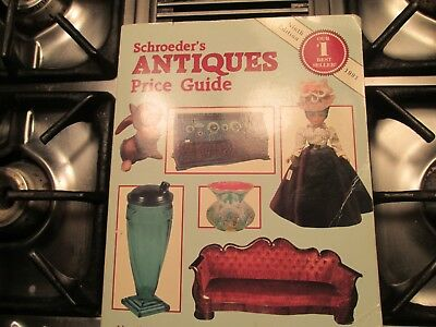 Schroeder's Antiques Price Guide 1991