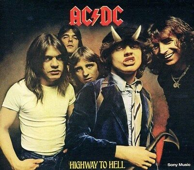 Highway to Hell - AC/DC (Album) [CD]