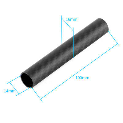 JMT High-strength 3K Carbon Fiber Tube Twill Matt For Plant Protection UAV Drone