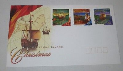 Stamp 'Christmas Island' - First Day Cover Set - NEW - ede