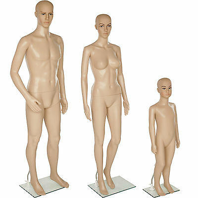 Full Body Mannequin Shop Window Display Dummy Tailor's Tummy Dressmaker
