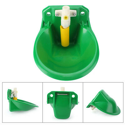 Plastic Automatic Drinker Water-save Bowl Goat Sheep Small Pig Piglets Livestock