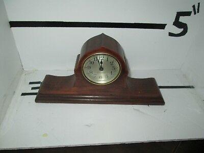 Antique Seth Thomas 8 day clock Wotks perfect good time keeper beautiful chimes