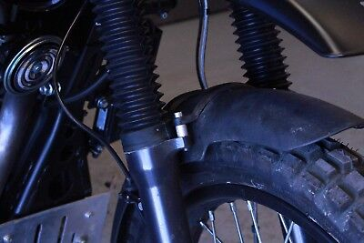 Royal Enfield Himalayan Fender Risers 12mm Overland Adventure Ready!