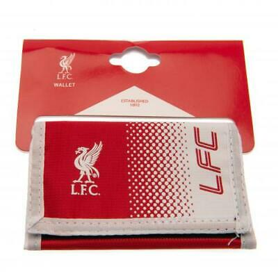 Liverpool FC Nylon Wallet Football Club Player Supporter Birthday PRESENT GIFT