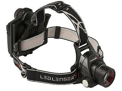 LED LENSER H14R.2 Rechargeable Headlamp 1000 Lumens TORCH FLASHLIGHT NEW