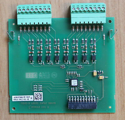 DI8 8-channel logic input card for Eurotherm Mini8 controller