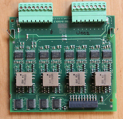 TC8 8-channel TC input card for Eurotherm Mini8 controller