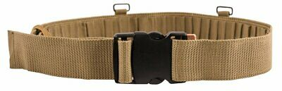 Kombat Army style PLCE Belt Coyote Tan for BTP / MTP Webbing Combat trousers