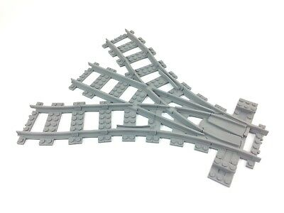 Trixbrix Triple Switch, compatible with Lego train, 3d printed!