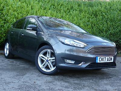 2017 - '17' Ford Focus 1.5 Tdci Titanium 5 Door Diesel Hatchback