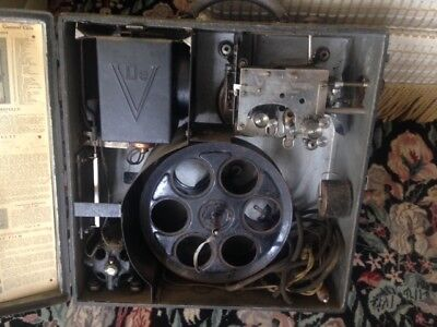 1920s De Vry 35mm Silent Portable Projector