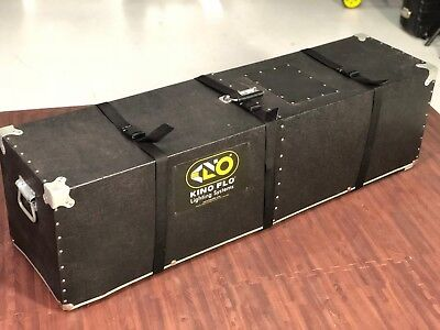 KINO FLO 4ft Fixture Ship Case 57 x 14.5 x 15 (GREAT CONDITION)