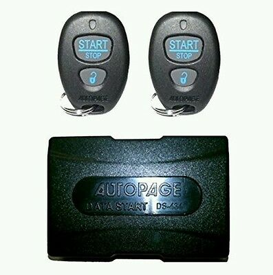 Autopage DS-434 Data Start Remote Car Starter