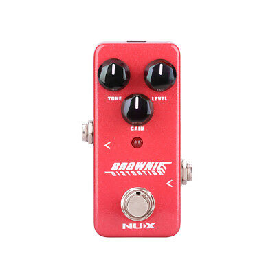 NuX Mini Core Brownie Distortion Pedal