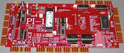 Brand New FLIPPP! PI-1 Gottlieb System 1 MPU/CPU board for Gottlieb Sys 1 games