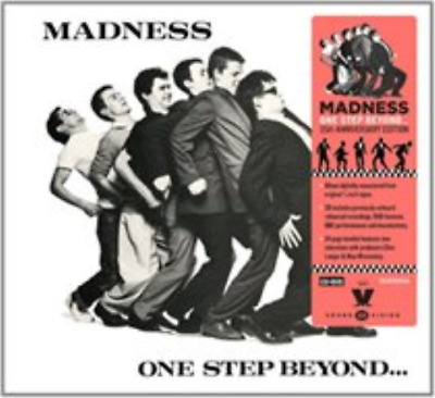 Madness-One Step Beyond  CD with DVD NEW