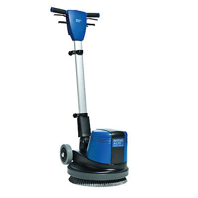 "Nilfisk SPINTEC 443H 17"" Single Disc High Speed Polisher 410RPM on SALE"