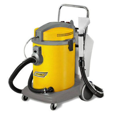 Ghibli Wet & Dry Spray Extraction Vacuum With Shampooer