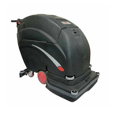 """VIPER FANG26T Battery Operated 26"""" Walk Behind Scrubber Dryer"""