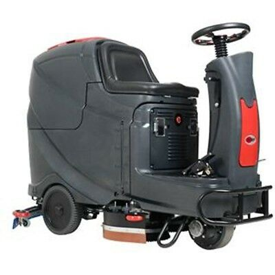 VIPER AS710R Ride On Scrubber Dryer Medium size, Compact, powerful & easy to use
