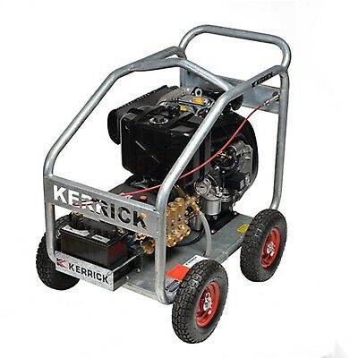 new KERRICK KH5020D Diesel powered Cold Water Pressure Washer 5000PSI