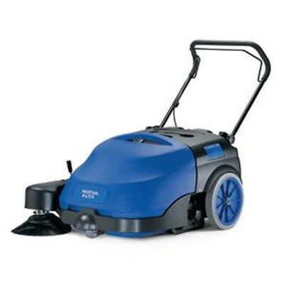 NILFISK Floortec 350 Battery Powered Walk Behind Sweeper with Traction
