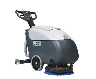 Nilfisk SC400 Walk Behind Scrubber and Dryer in Electric & Battery Supply