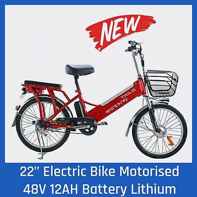 NEW BLACK 250W Classic 2018 eBike Bicycle City Bicycle Bike Paddle Assistance