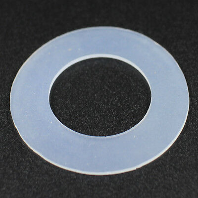 Select Variants ID 2 - 20mm VMQ Silicone O-Ring Gaskets Washer 2mm Thick
