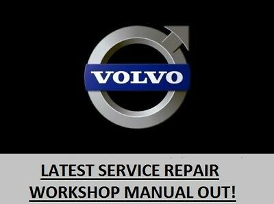 Volvo 2003-2014 XC90 Service Repair Workshop Manual + Wiring & Parts Catalog