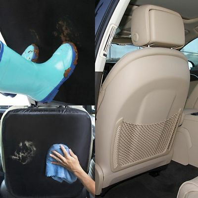 Kids Car Seat Back Cover Anti Stepped Kick Clean Mat Seat Protector New