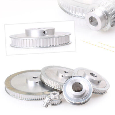 XL 10T-100T Timing Belt Pulley Synchronous Wheel For Mechanical Drive 3D Printer