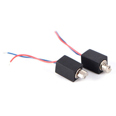 Pager and Cell Phone Vibrating Micro Motor 2.5V-4.0VDC With Two Leads SRAU