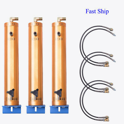 3x 30MPa 8mm High Pressure Air Filter Oil-Water Separator Pump For Scuba Diving