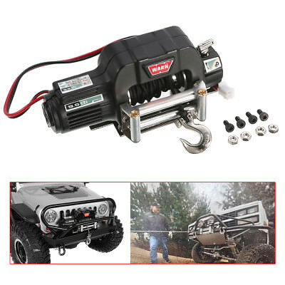 Metal Electric Winch For 1:10 RC Crawler RC Car TRX4 Axial SCX10 D90 New
