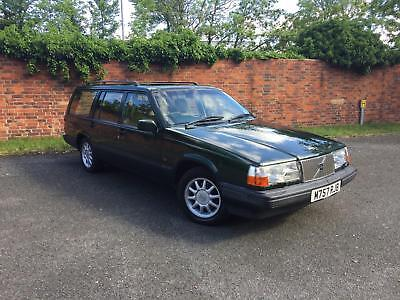 1995/M Volvo 940 2.3 SE Turbo Auto Estate 1 Owner From '95-'18 69000 Miles