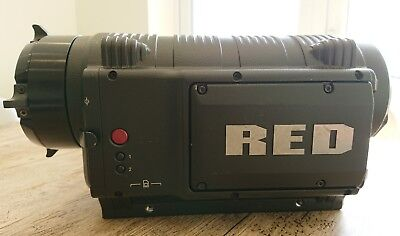 Rare Hollywood Used RED ONE MX 4.5K Cinema Camera with SSD Drive & Low 163 Hrs!