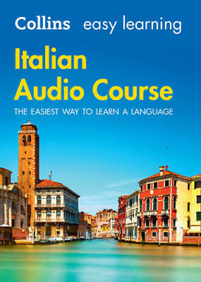 Easy Learning Italian Audio Course: Language Learning the Easy Way (Audio CD)
