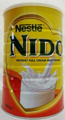 6 x 1800 G Nido Milk Powder Nestle Drink Powder Instant Milk Powder