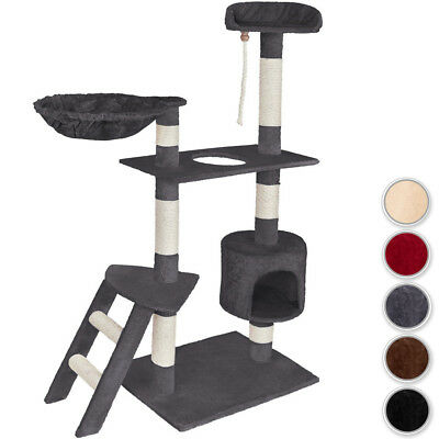 Cat Kitten Bed Scratching Post Tree Activity Toy Climbing Centre Scratcher